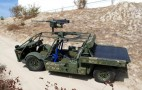 Will Military Necessity Push Hybrid Vehicle Development?