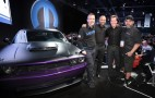 Comedian Jeff Dunhams Dodge Challenger SRT8 SEMA Concept