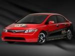 The Black Eyed Peas Civic Hybrid