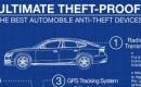 'Theft proof' car graphic