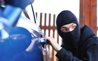 Over 40% Of You Are Worried About Your Car Being Stolen Right Now
