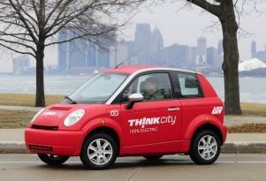 Electric Car Company Think Starts U.S. Production Of City Minicar