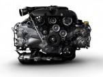 Third-generation Subaru four-cylinder boxer engine
