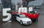Audi Delivers Five Millionth Vehicle Equipped With Quattro All-Wheel Drive