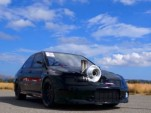 This is the world's fastest Mitsubishi Evo