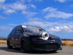This is the world's fastest Mitsubishi Evo