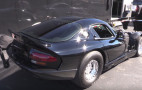 This Dodge Viper is the fastest rear-drive car in the half mile
