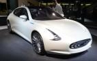 Thunder Power Sedan Is Taiwan's Take On The Tesla Model S