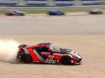 Tim Bell experiences brake failure at 154 mph at the Circuit of the Americas