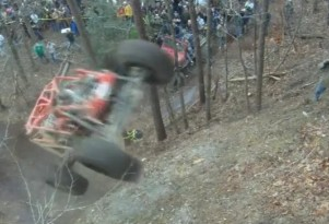 Tim Cameron's Showtime goes airborne at Superlift ORV