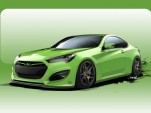TJIN Edition Hyundai Genesis Coupe
