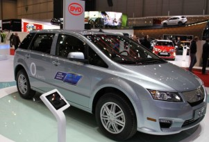 BYD To California: You Don't Have Enough Electric Car Charging Stations