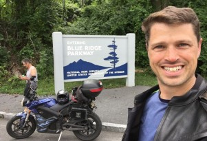 Touring the four corners of the US by electric motorcycle: trip report, lessons learned