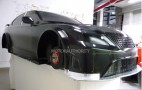 TMG Lexus LS 650 Prototype Set For 2012 Essen Motor Show