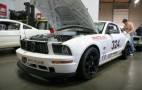 Mighty Mustang Powered By Nearly-Nuclear NASCAR Motor