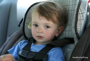 IIHS: Rear Seats Make It Tough To Fit Child Seats