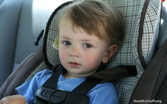 IIHS: Rear Seats Make It Tough To Fit Child Seats
