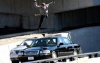 Tom Cruise Crushes Mercury Grand Marquis