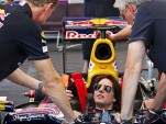 Tom Cruise, Red Bull Racing