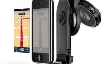 TomTom Finally Unveils $99 iPhone GPS App