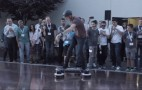 Tony Hawk, Volunteers Ride Hendo's Latest Hoverboard: Video