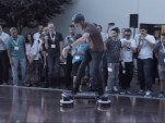 Tony Hawk Rides Hoverboard