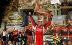 Stewart Drives Race Of A Lifetime--Takes Win And Sprint Cup Championship