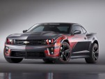 Tony Stewart Chevrolet Camaro ZL1, 2012 SEMA show