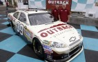 Ryan Newman Inks Outback Steakhouse Deal