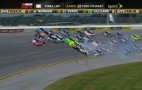 NASCAR Recap: Matt Kenseth Escapes The Big One To Win In Talladega: Video