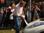 Top Gear Stage Another Electric Car Stunt