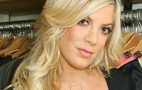 Tori Spelling Crashes After Paparazzi Chase: Is Ecclestone To Blame?