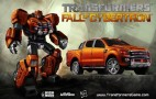 Fords Latest Transformer Is Based On The Ranger Pickup