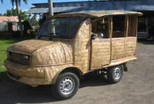 Could Renewable Bamboo Be As Strong As Carbon Fiber For Lightweight Cars?