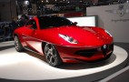 Touring Superleggera Disco Volante 2012 Live Photos: 2012 Geneva Motor Show