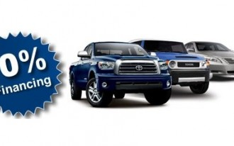 Looking For A Sweet Deal? Vehicle Incentives Hit Record Highs