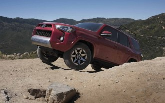 Toyota adds new TRD Off Road package to 4Runner
