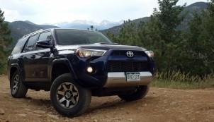 2017 Toyota 4Runner TRD Off Road
