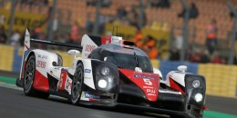 Toyota at the 2016 24 Hours of Le Mans