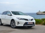 Toyota Auris Hybrid Wagon: Are You Missing Out On Europe's Prius V Alternative?