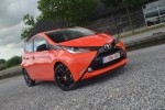 Toyota Aygo Minicar Driven: Much-Im