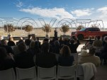 Toyota breaks ground on new HQ in Plano, TX (Jan. 20, 2015)