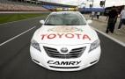 2009 Toyota Camry Hybrid Goes NASCAR