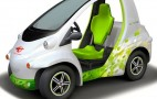 Toyota Announces Tiny Single-Seat Electric Car For Short Trips 