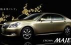 Toyota unveils redesigned JDM Crown Majesta flagship