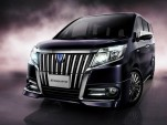 Forbidden Fruit: Toyota Esquire Hybrid Luxury Minivan