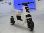Volkswagen E-Scooter: Electric Bike To Rival Smart And MINI