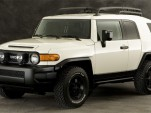 Toyota FJ Cruiser Trail Teams SEMA Concept