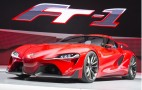 Toyota FT-1 Concept: Supra Successor Hinted At Detroit Show