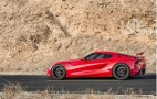New Toyota Supra Powertrain Details Emerge